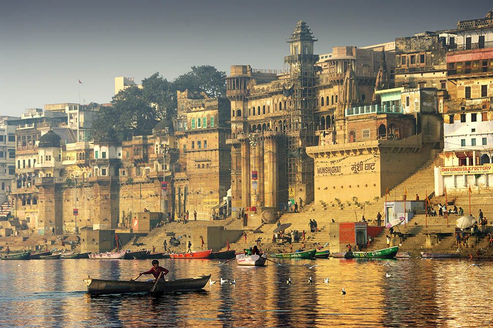 Tips For Travel To India From Andrew Harper