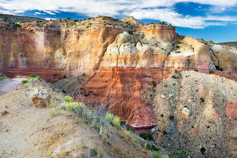 Art Destinations Santa Fe New Mexico