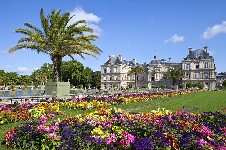 What to do in paris most parisian places for Hotels near luxembourg gardens