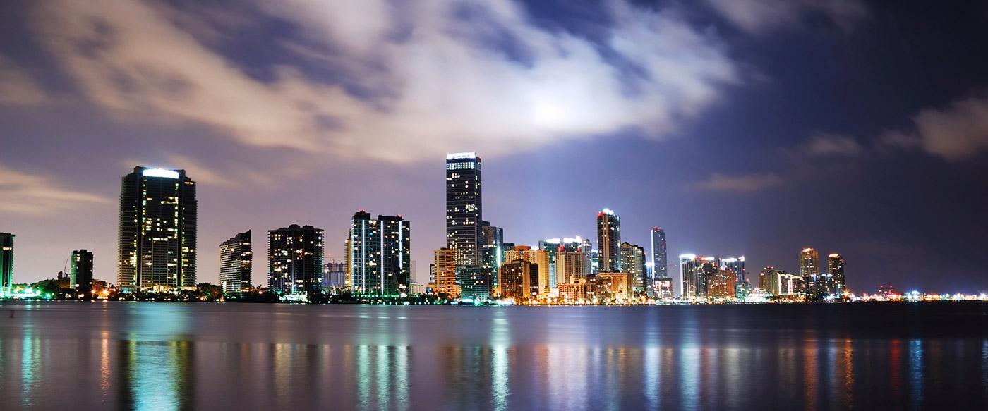 City Map Of Miami Beach