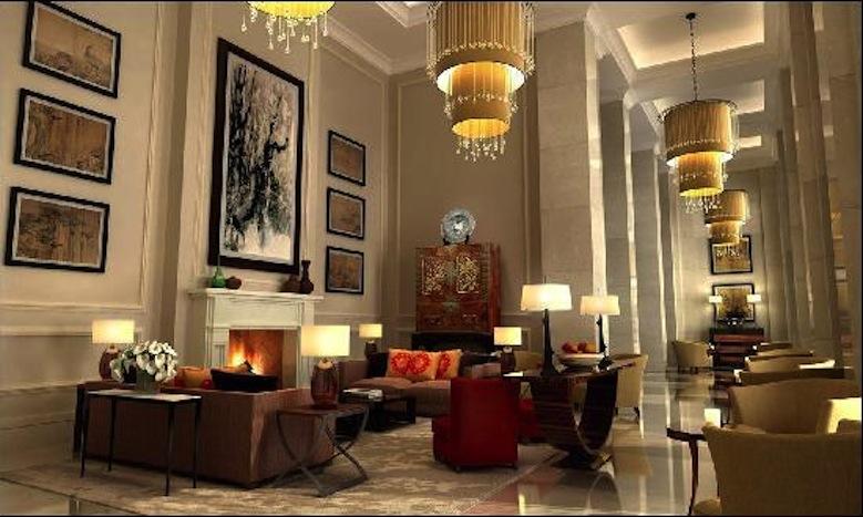 St regis plans eight new openings by november 2011 for Design hotel osaka
