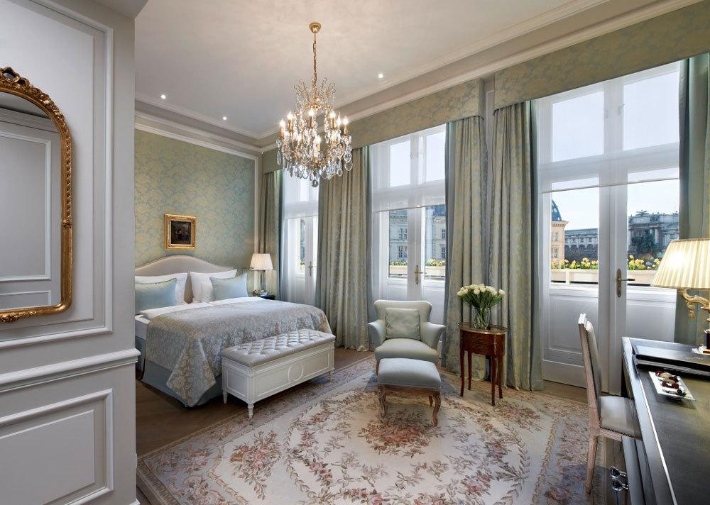 Hotel Sacher Wien Luxury Hotel In Vienna Austria