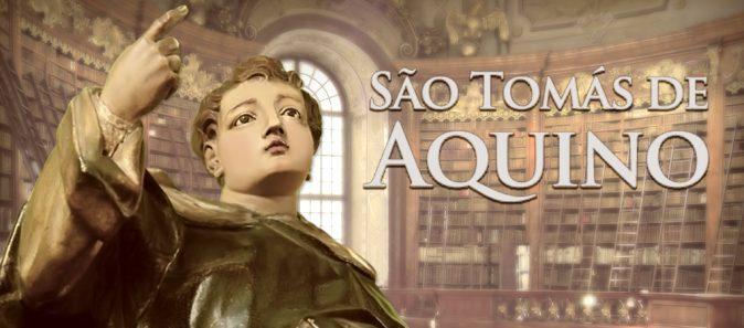 O Santo do dia: São Tomas de Aquino