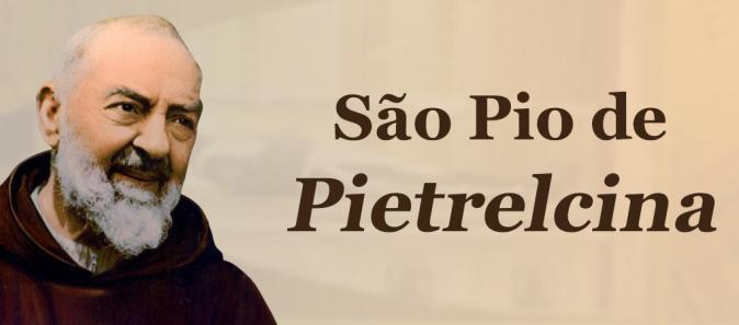 SANTO DO DIA: SÃO PADRE PIO E OS 50 ANOS DA SUA MORTE