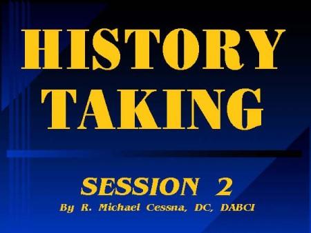 Session 2 Photo  WellnessCE and R. Michael Cessna, D.C., N.M.D., D.A.B.C.I.