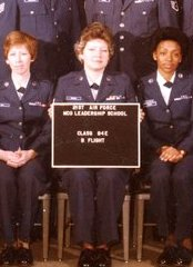 TSgt Kitty Bickford - What professional achievements are you most proud of from your military career?
