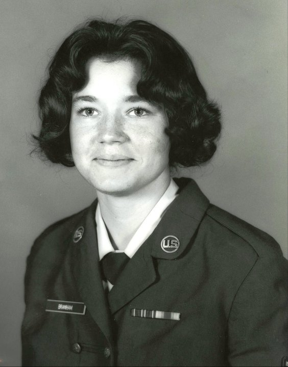 TSgt Kitty Bickford - Of all the medals, awards, formal presentations and qualification badges you received, or other memorabilia, which one is the most meaningful to you and why?