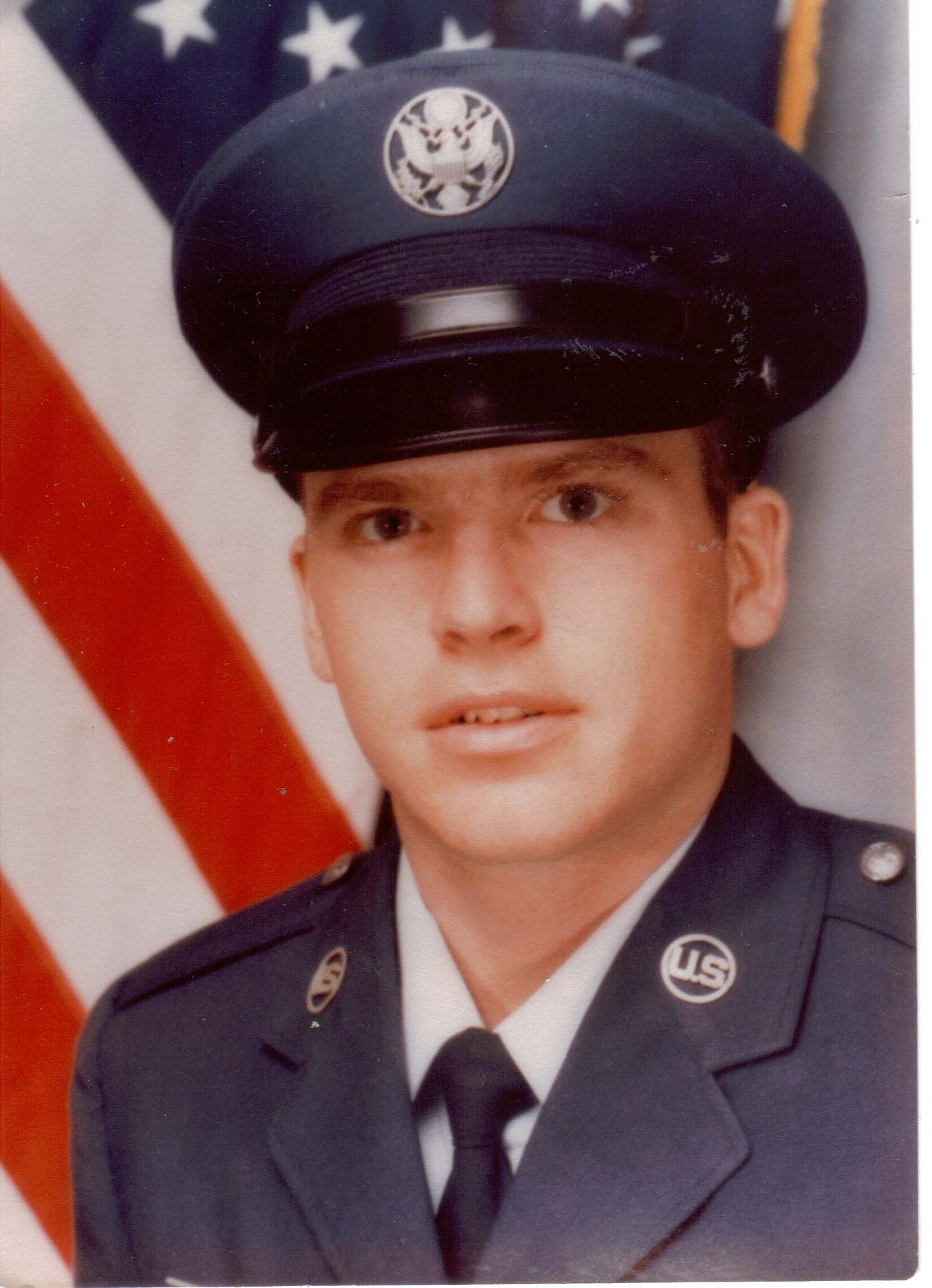 SSgt Rickey Baugh (Radar) - Please describe who or what influenced your decision to join the Air Force.