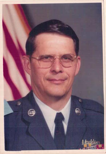MSgt Richard Taylor (Dawg) - Please describe who or what influenced your decision to join the Air Force.