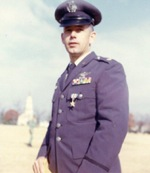 Lt Col Irl Franklin (Leon) - Please describe who or what influenced your decision to join the Air Force.