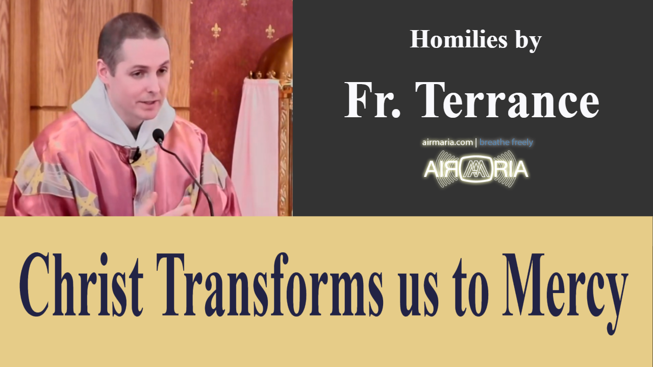 Title_here – Mar 31 – Homily – Fr Terrance
