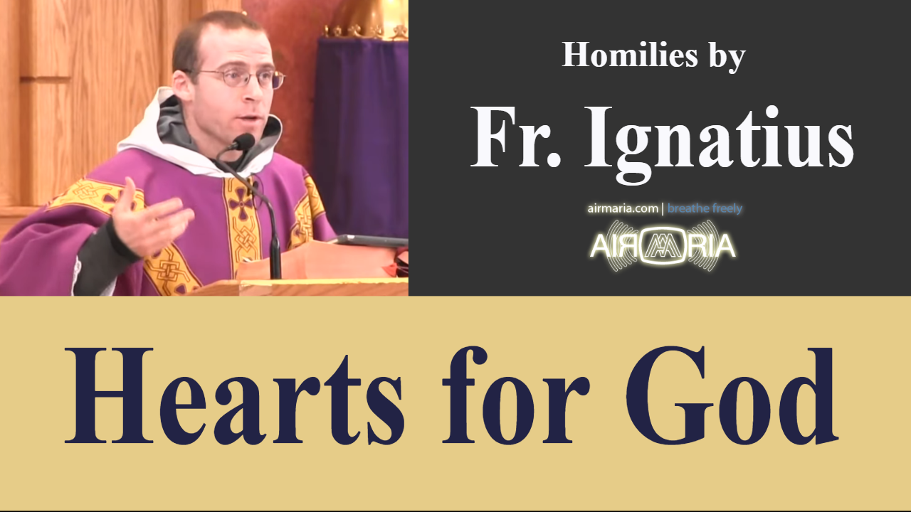 Title_here – Apr 13 – Homily – Fr Ignatius