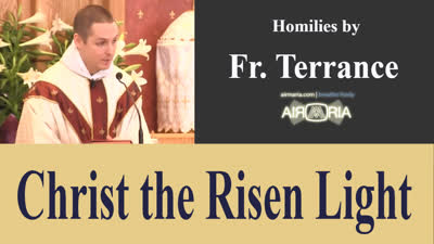 Title_here – Apr 21 – Homily – Fr Terrance