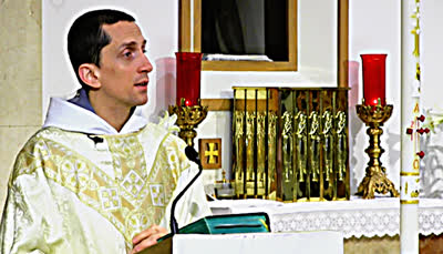 Title_here – Apr 24 – Homily – Fr Matthias