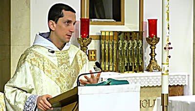 Title_here – May 01 – Homily – Fr Matthias