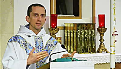 Title_here – May 08 – Homily – Fr Matthias
