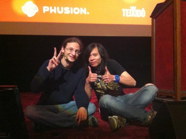 Laurent e Nihn