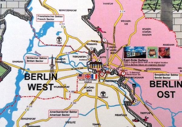 Mapa do Muro