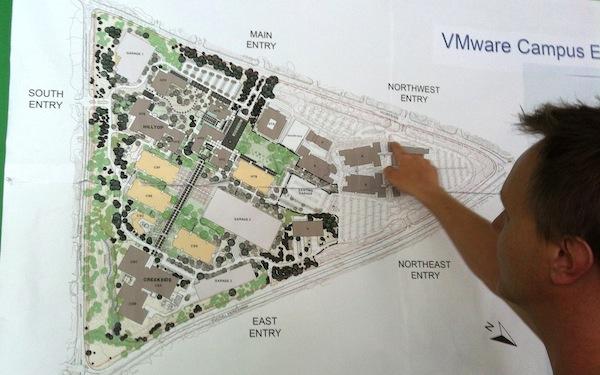 Campus da VMWare