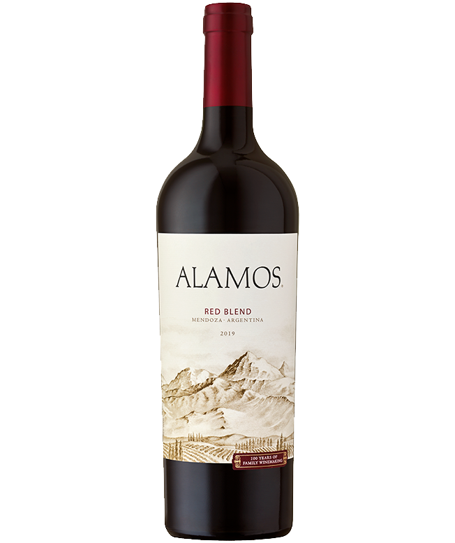Alamos Red Blend 750ml Bottle