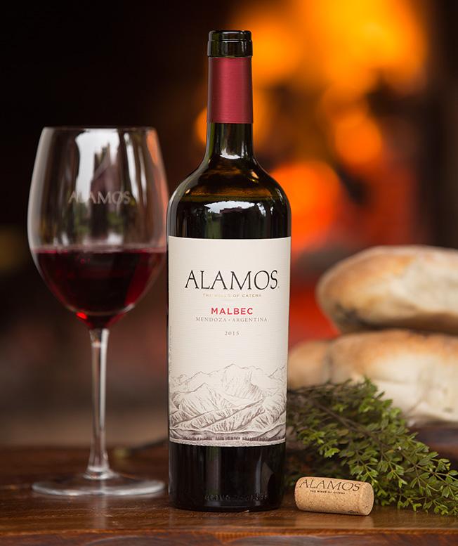 Alamos Wines: Malbec