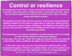 control or resilience pic