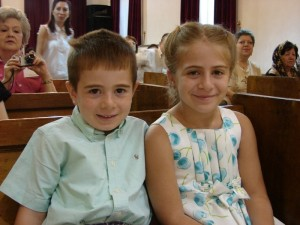 Syria Blog Matthew and Eleanor