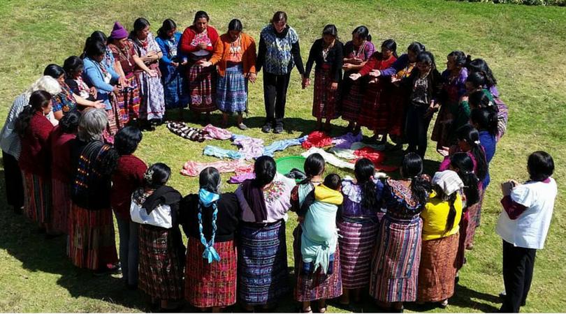 Women Pray Guatemala
