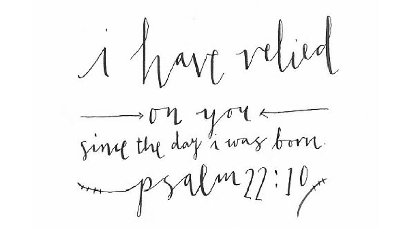 psalm 22 Facebook