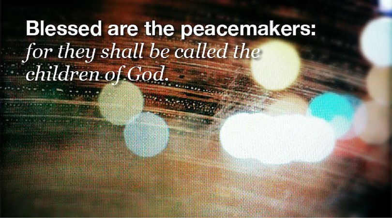 Peacemakers FB