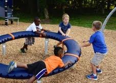 Delmar Pres Playground Round