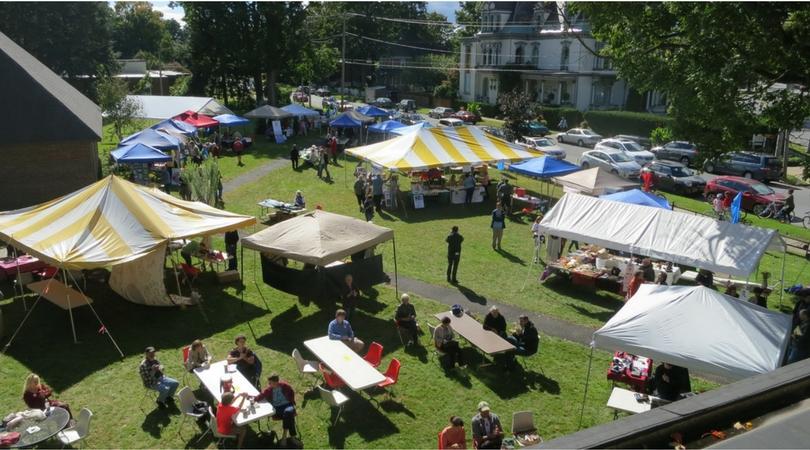 Saratoga Peace Fair