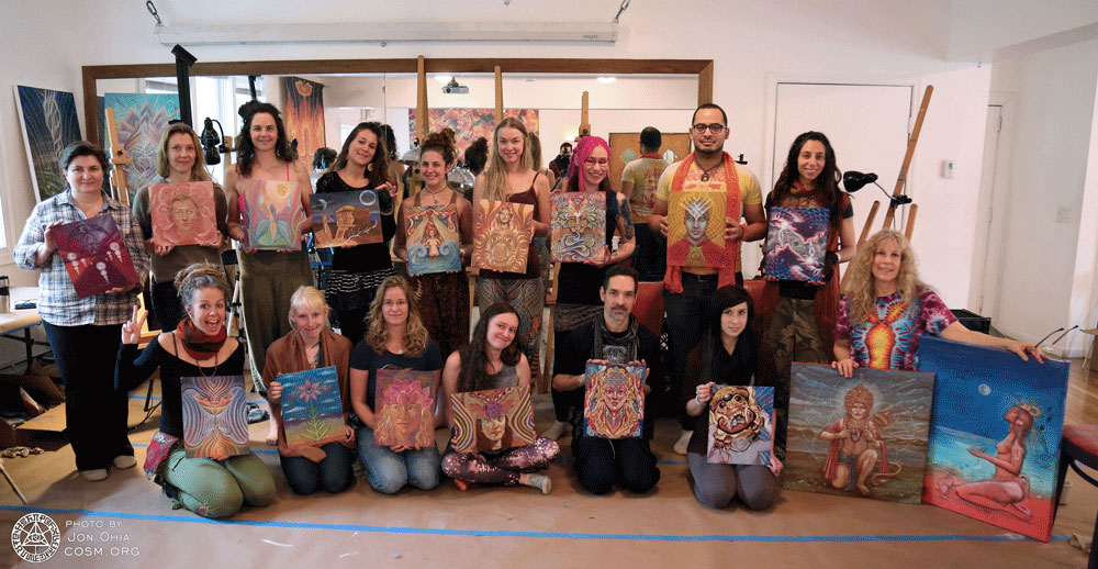 Painting with Light with Amanda Sage