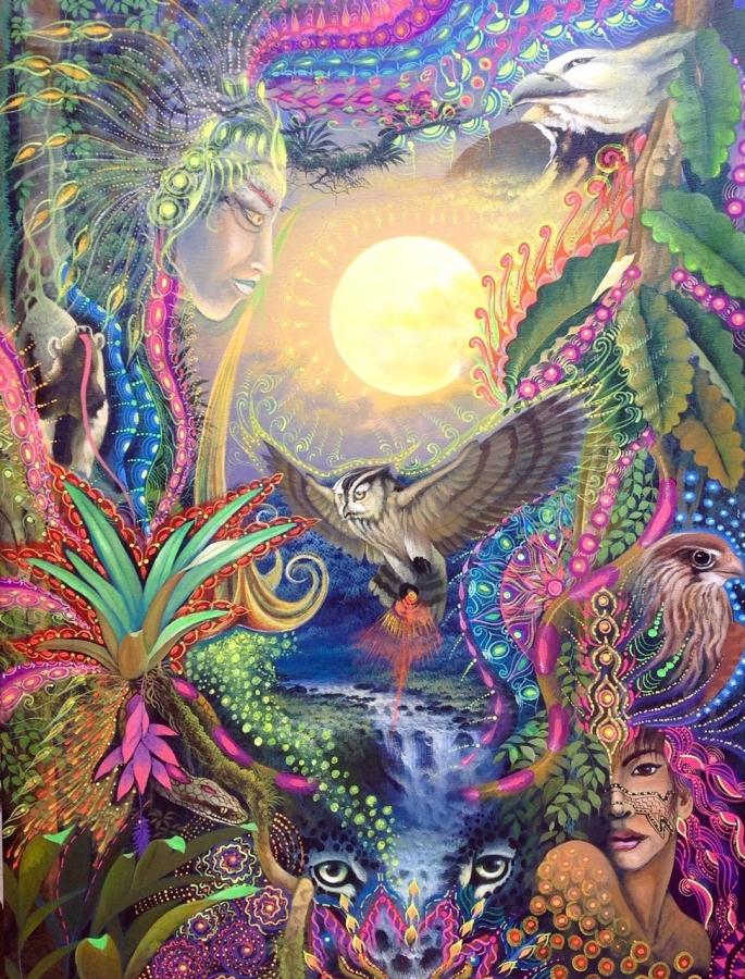 Moises Llerena & Alfredo Zagaceta: Artists of the Amazon