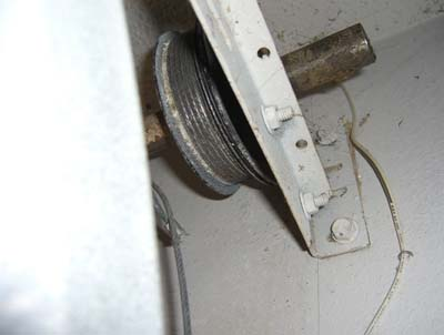 Guide wire wheel