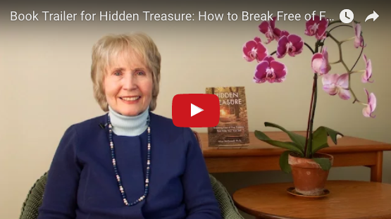 Video preview of Alice McDowell introducing her new book Hidden Treasure