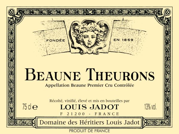 Jadot beaune theurons original