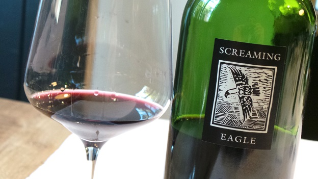 Screaming eagle 2007   vinous