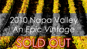 2010 napa home sold out