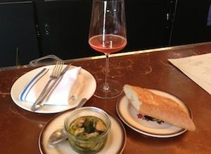 Vinous Table: Les Marchands Wine Bar & Merchant, Santa Barbara (Jun 2014)