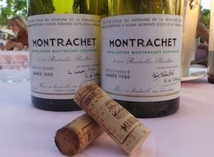 Vinous Table: Le Montrachet, Puligny-Montrachet (Jul 2014)