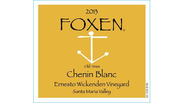2013 Foxen Chenin Blanc Ernesto Wickenden Vineyard Old Vines ($25) 90 points