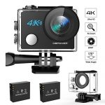 """dbpower n5 4k action camera 5x zoom hd action cam 20mp sony sensor sports 150x150 - [HK Stock]YI 4K+ Action Camera 2.19"""" Retina Touch Screen Ambarella H2 SONY IMX377 12MP 155 Degree Wide Angle Built-in 1400mAh Battery 4K Ultra HD Sports Camera - Black"""
