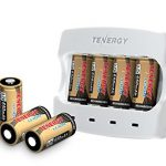 arlo certified tenergy 37v arlo battery fast charger and 650mah rcr123a 150x150 - Tenergy 3.7V RCR123A Li-ion Battery Charger + 8 Pcs 3.7V 650mAh RCR123A Li-ion Rechargeable Batteries for Arlo Wire-Free HD Security Cameras (VMC3030/VMK3200/VMS3330/3430/3530) UN/UL Listed