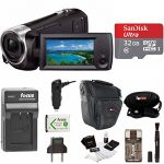 sony hdr cx405b handycam hd camcorder w 32gb deluxe accessory kit 150x150 - ZMI USB PD Backup Battery & Hub for MacBook 2015/MacBook Pro 2016 or later/Pixelbook/Nintendo Switch/Pixel/iPhone 8 Fast Charge External Battery Pack Portable Charger Powerbank for iPhone/iPad/Samsung