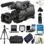 sony hxr mc2500 shoulder mount avchd camcorder 64 gb memory card deluxe 150x150 - Nikon AF-S DX NIKKOR 35mm f/1.8G Lens with Auto Focus for Nikon DSLR Cameras