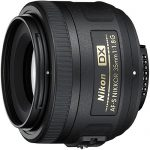 nikon af s dx nikkor 35mm f18g lens with auto focus for nikon dslr cameras 150x150 - Panasonic Lumix G H-H020 20mm f/1.7 Aspherical Pancake Lens for Micro Four Thirds Interchangeable  Digital SLR Cameras