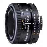 nikon af fx nikkor 50mm f18d lens for nikon dslr cameras 150x150 - Panasonic Lumix G 20Mm F/1.7 II Aspherical Lens For Micro Four Thirds Mount - Black Base