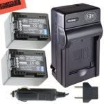 bm premium fully decoded 2 pack of bp 727 batteries and battery charger for 150x150 - BM Premium 2 BP-727 Batteries and Dual Charger for Canon Vixia HF R70, HF R72, HFR 700, HFM50, HFM52, HFM500, HFR30, HFR32, HFR300, HFR40, HFR42, HFR400, HFR50, HFR52, HFR500, HFR60, HFR62, HFR600