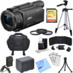 sony fdr ax53b 4k handycam camcorder bundle includes handycam 55mm filter 150x150 - Canon EF-S 24mm f/2.8 STM Lens